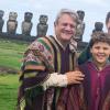 A Magia de Rapa Nui em Família